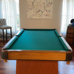 Pool Table - Antique, Good Condition $250