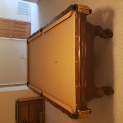 Orleans by Brunswick  9ft tournament POOL TABLE