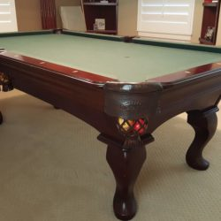 Olhausen 7 ft Pool table