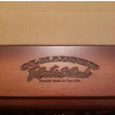 Olhausen 7ft. Billiard Table