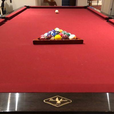 9' Peter Vitalie Le Mieux pool table