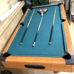 Lightly Used Mizerak Pool Table in Perfect Condition for Sale