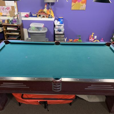 Brunswick Regulation Billiards Table