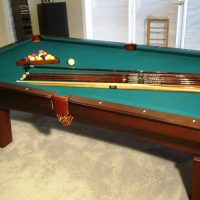 Pool Table by Olhausen