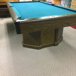 Brunswick 130th Anniversary 8' Pool Table