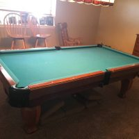 Colorado Browse Ads Move A Pool Table - Brunswick madison pool table