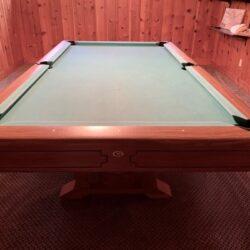 Gandy Pool Table