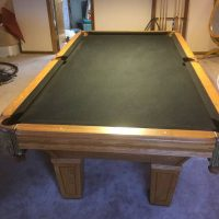 Michigan Browse Ads Move A Pool Table - Winners choice pool table