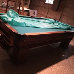Excellent Condition Furniture Style Pool Table