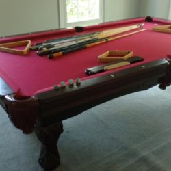 Spencer Marston Pool Table #1860, $700 OBO