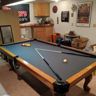 Connelly Billiards - San Carlos 8ft. Pool Table - Excellent Condition