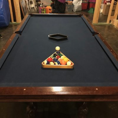 8' Leisure Bay Billiards