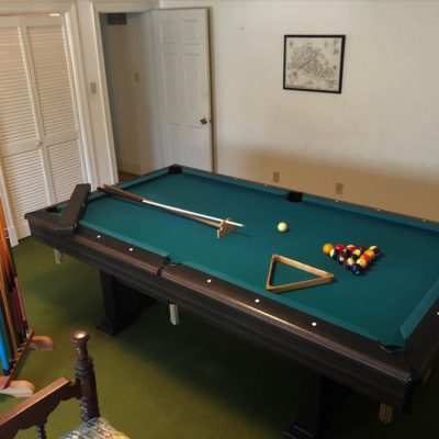 Antigua III 4' x 8' Pool Table.