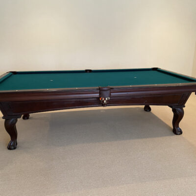 Olhausen 9' Santa Ana Custom Slate Pool Table