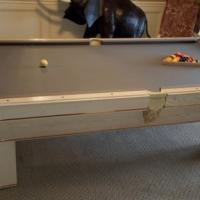 American Classics Finest Custom Made Pool Table by All-American Recreation, inc.