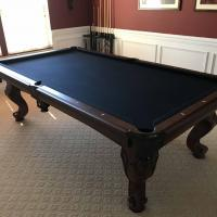Pool Table hardly Used 8 x 4.5 ft