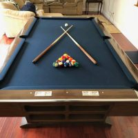Used Pool Tables For Sale - Brunswick bradford pool table