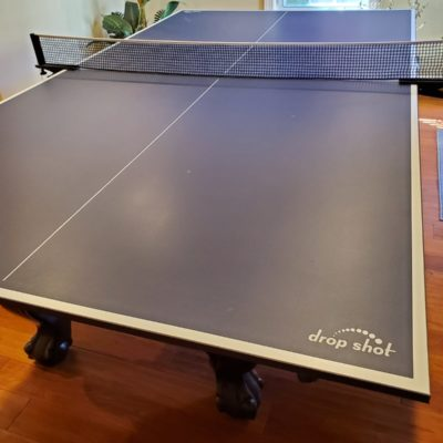 Table Tennis and Billiards Table