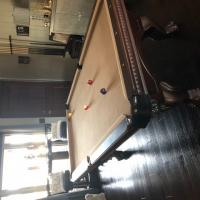 American Hertiage Standard 8FT Pool Table for Sale