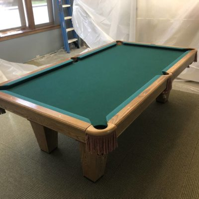 POOL TABLE slate